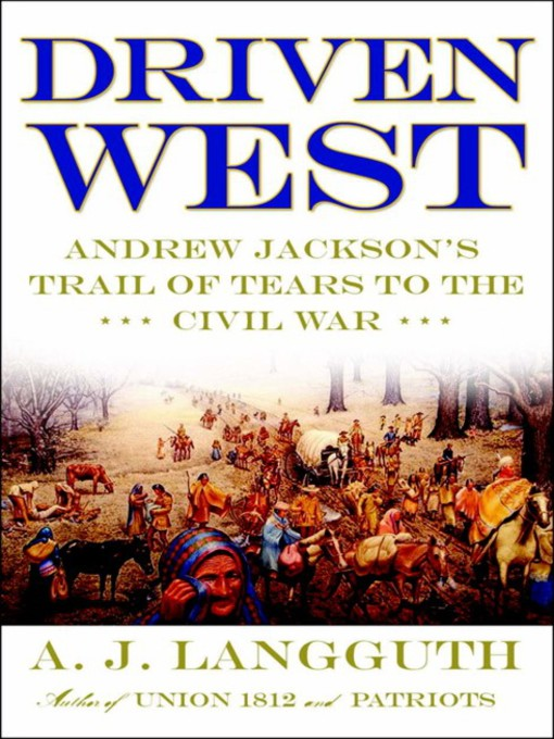 Cover image for Driven West