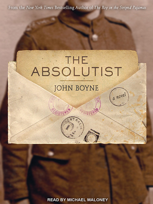 Cover image for The Absolutist