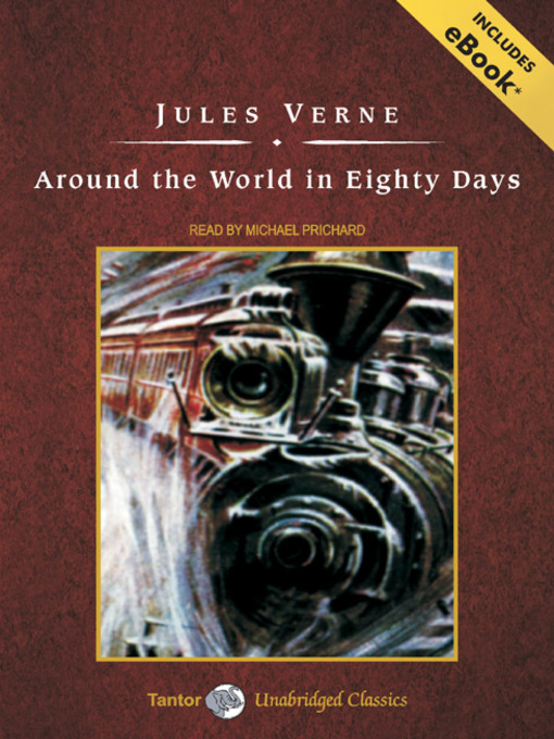 Title details for Around the World in 80 Days by Jules Verne - Wait list