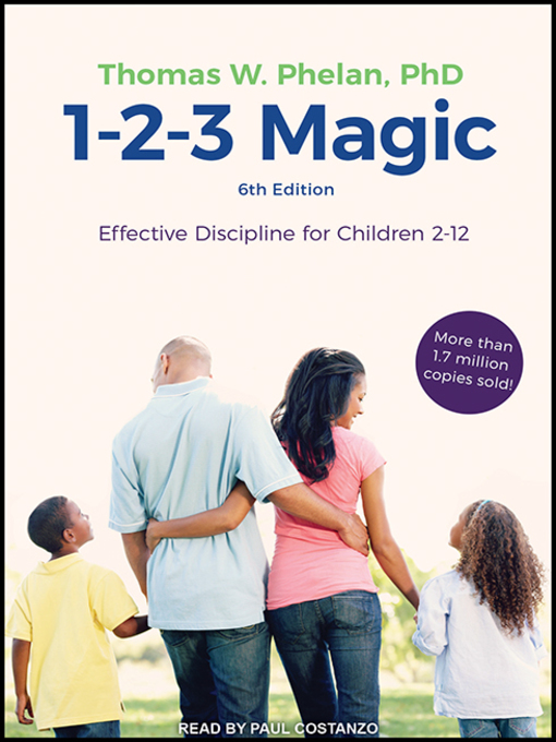 Title details for 1-2-3 Magic by Thomas W. Phelan - Available