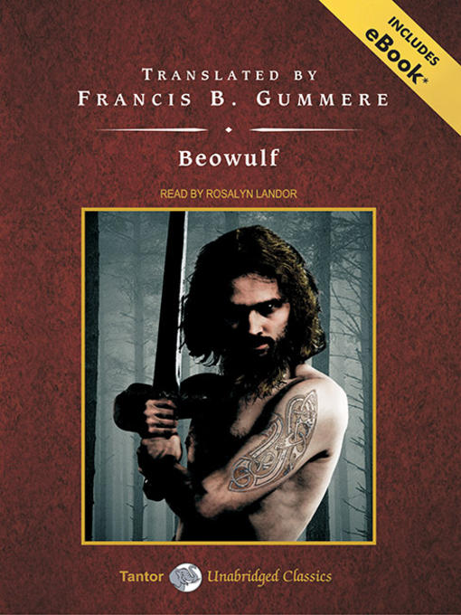 Title details for Beowulf by Anonymous - Available