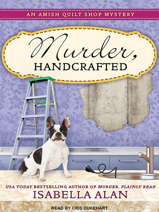 Title details for Murder, Handcrafted by Isabella Alan - Wait list
