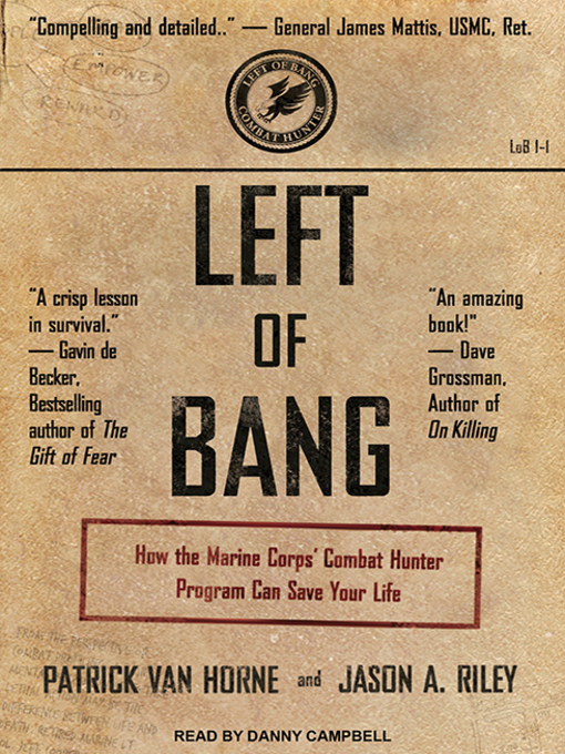 Left Of Bang Epub