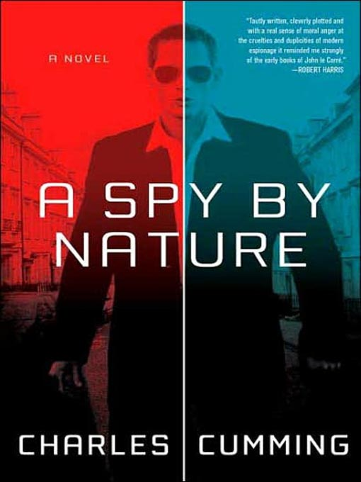 Title details for A Spy by Nature by Charles Cumming - Wait list