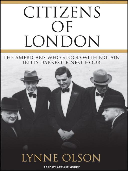 Title details for Citizens of London by Lynne Olson - Wait list