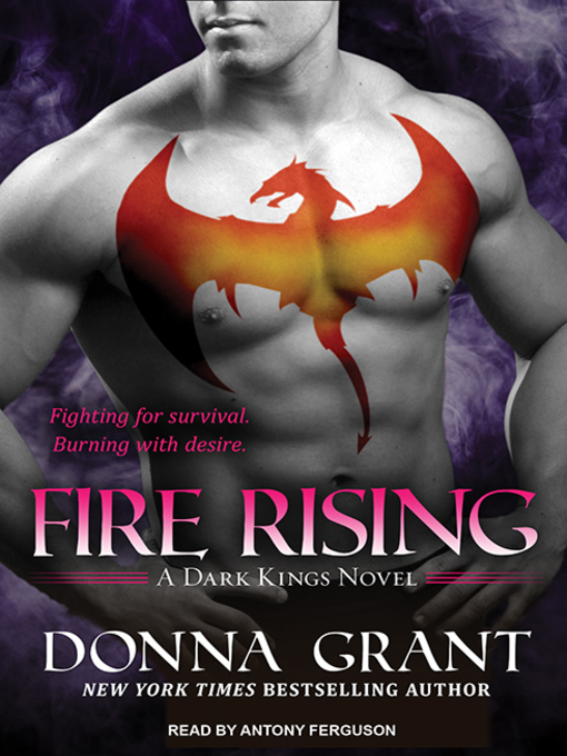 Title details for Fire Rising by Donna Grant - Wait list