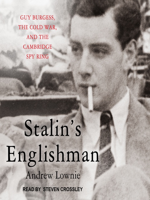 Title details for Stalin's Englishman by Andrew Lownie - Wait list