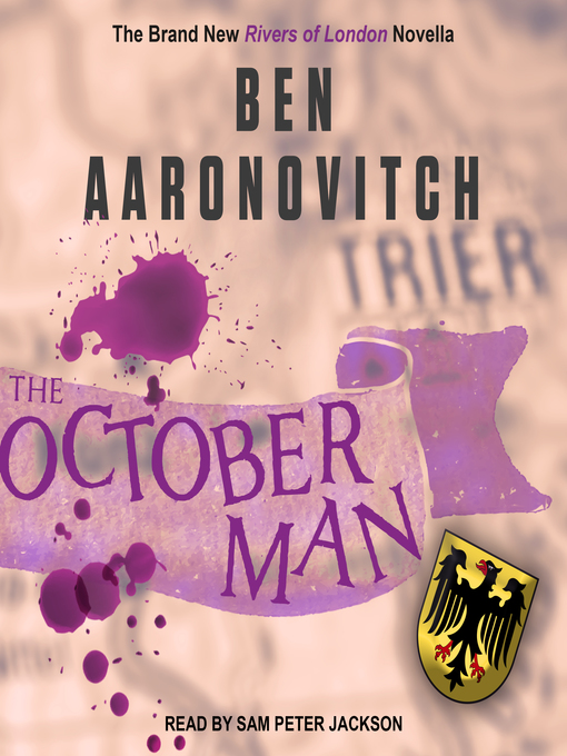 Title details for The October Man by Ben Aaronovitch - Available
