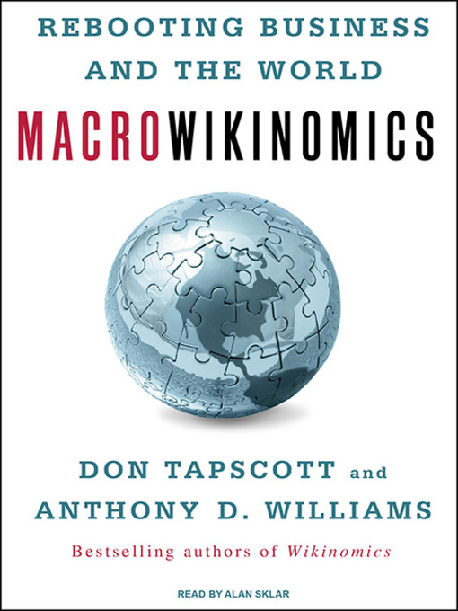 Title details for Macrowikinomics by Don Tapscott - Available