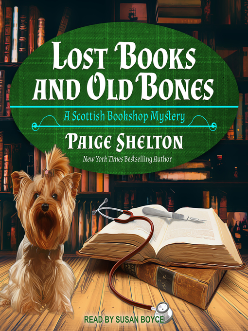 Title details for Lost Books and Old Bones by Paige Shelton - Wait list