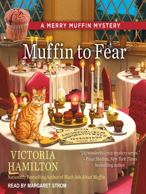 Title details for Muffin to Fear by Victoria Hamilton - Wait list
