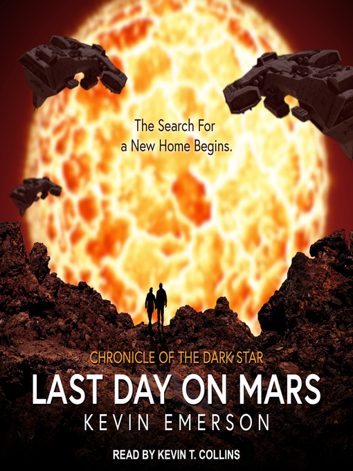 Title details for Last Day on Mars by Kevin Emerson - Wait list