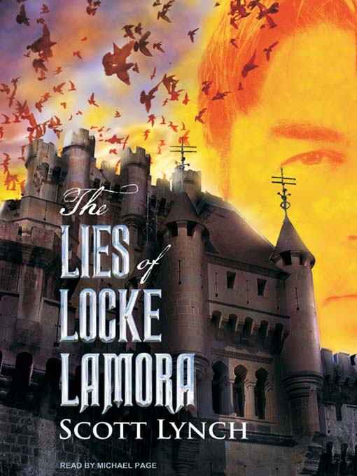 Title details for The Lies of Locke Lamora by Scott Lynch - Available