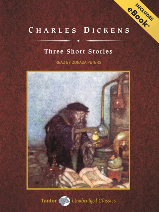 Title details for Three Short Stories by Charles Dickens - Wait list