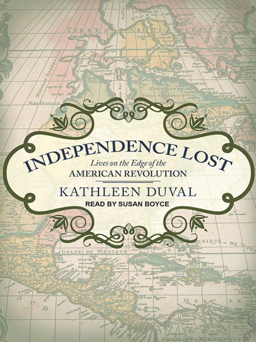 Cover of Independence Lost