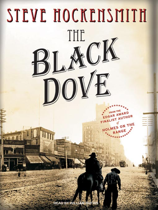 Cover of The Black Dove