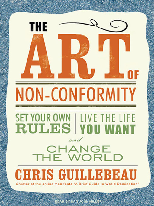 the art of nonconformity epub