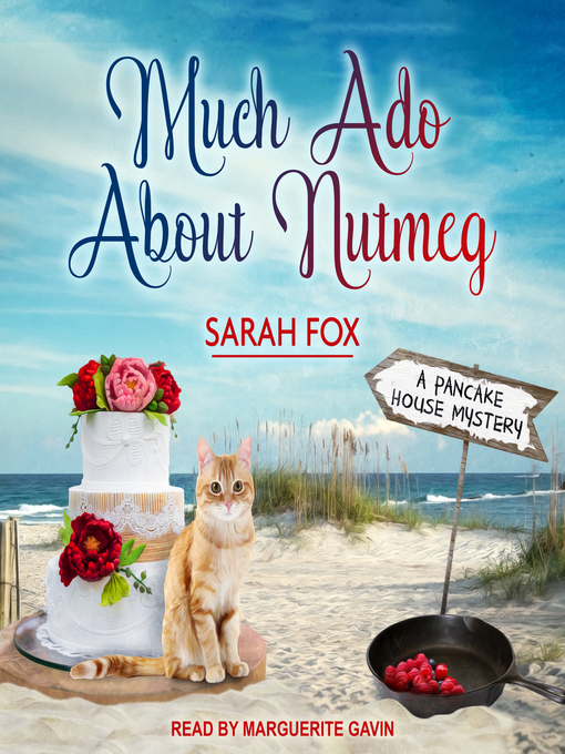 Title details for Much Ado About Nutmeg by Sarah Fox - Wait list