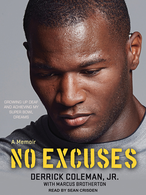 Title details for No Excuses by Marcus Brotherton - Wait list