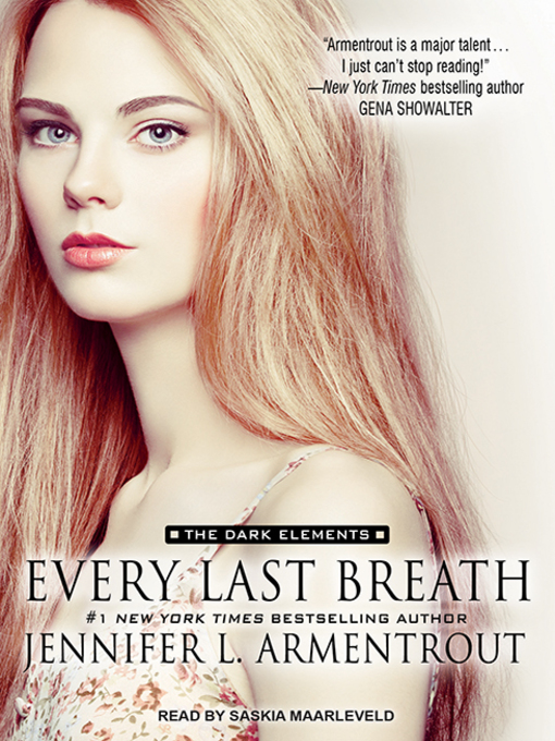 Cover of Every Last Breath