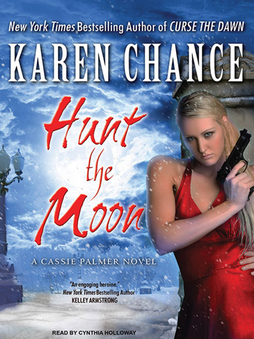 Cover of Hunt the Moon