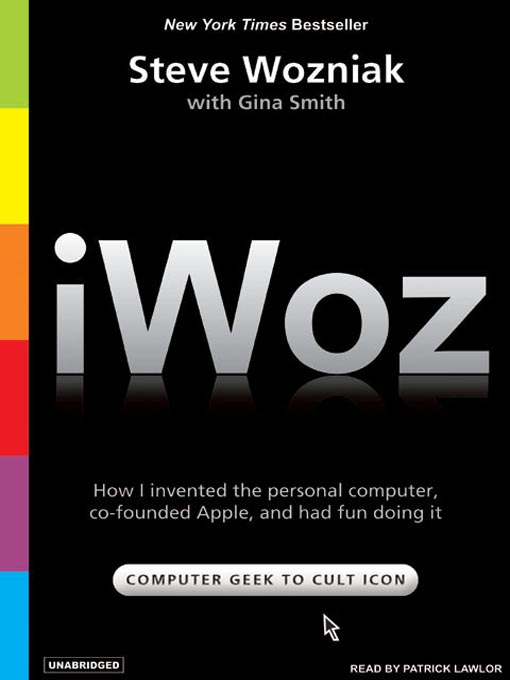 Title details for iWoz by Gina Smith - Available