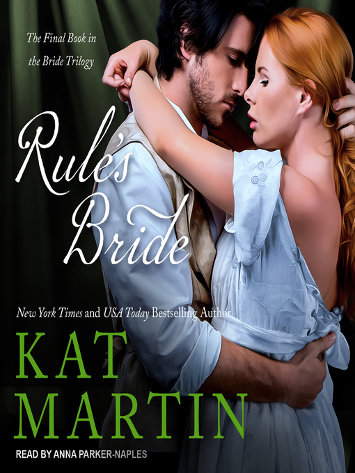 Title details for Rule's Bride by Kat Martin - Available