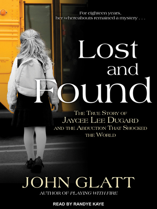 Title details for Lost and Found by John Glatt - Available