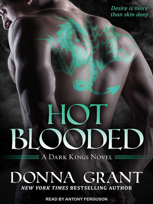 Title details for Hot Blooded by Donna Grant - Wait list