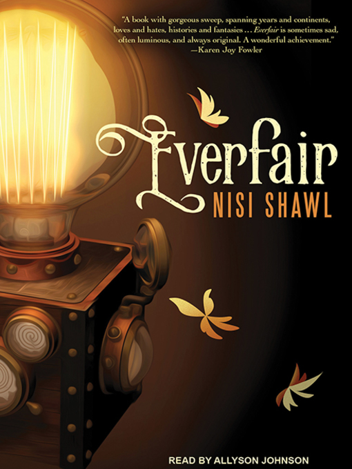 Title details for Everfair by Nisi Shawl - Available