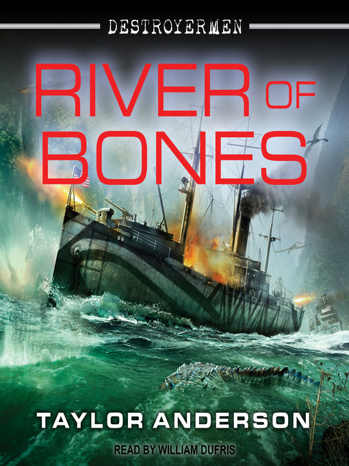 Cover of River of Bones