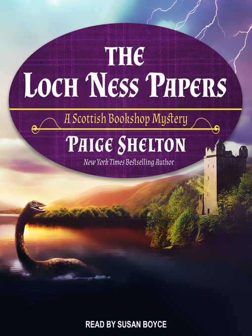 Title details for The Loch Ness Papers by Paige Shelton - Wait list