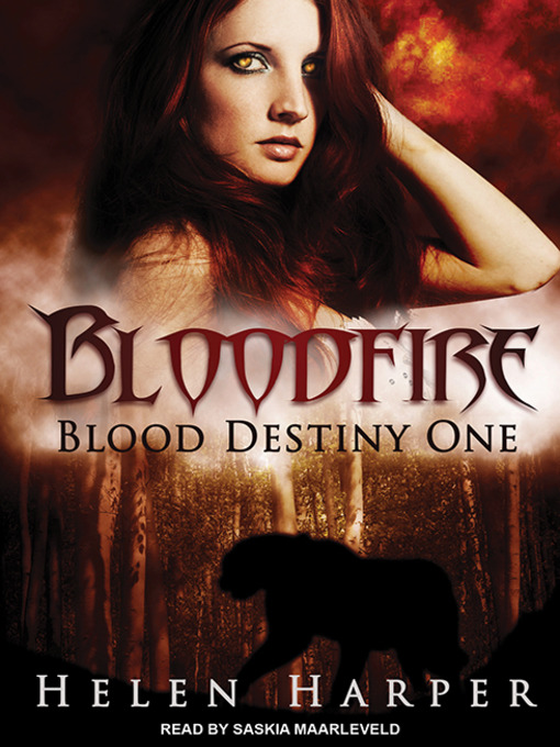 Title details for Bloodfire by Helen Harper - Available