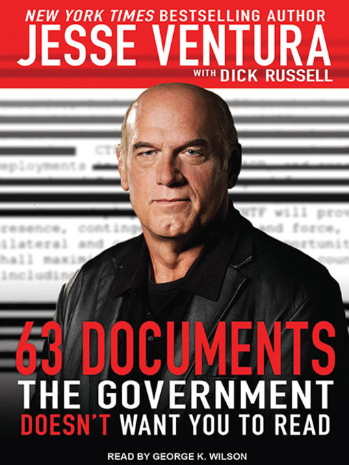 Title details for 63 Documents the Government Doesn't Want You to Read by Dick Russell - Available