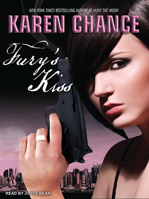 Title details for Fury's Kiss--Midnight's Daughter by Karen Chance - Wait list