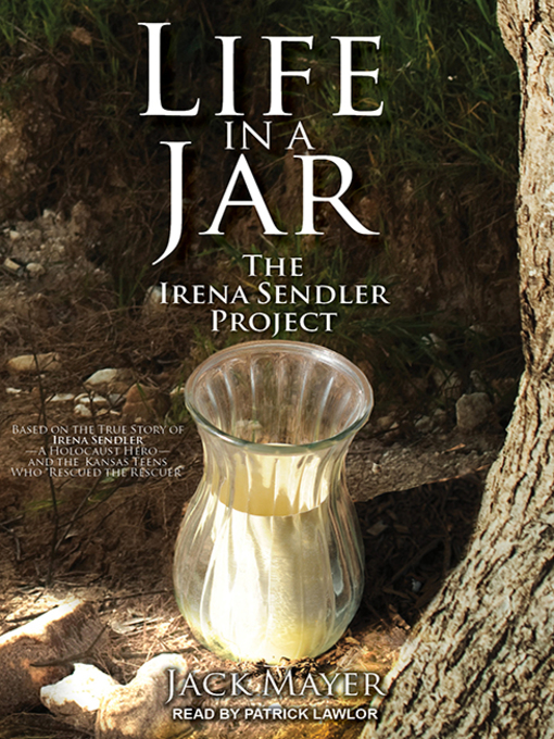 Cover of Life in a Jar