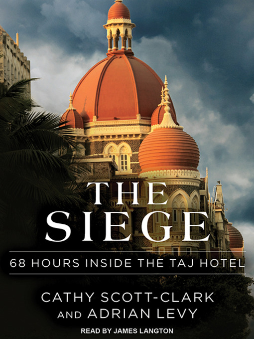 Title details for The Siege by Adrian Levy - Available