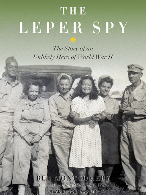 Cover of The Leper Spy