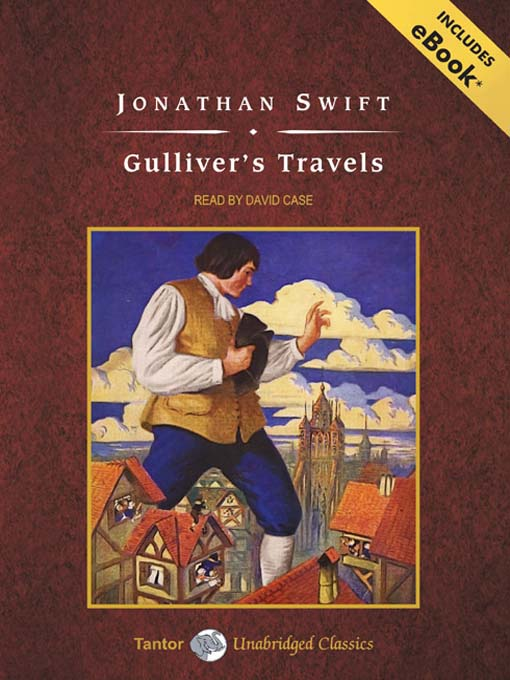 Title details for Gulliver's Travels by Jonathan Swift - Wait list