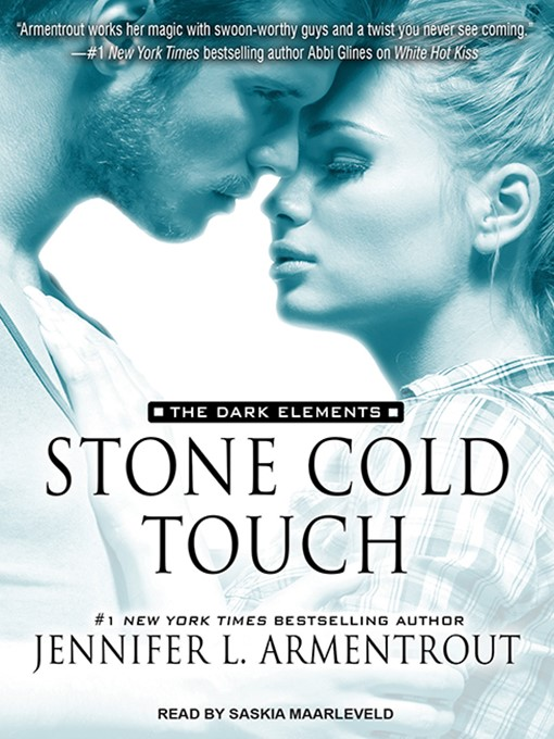 Title details for Stone Cold Touch by Jennifer L. Armentrout - Wait list