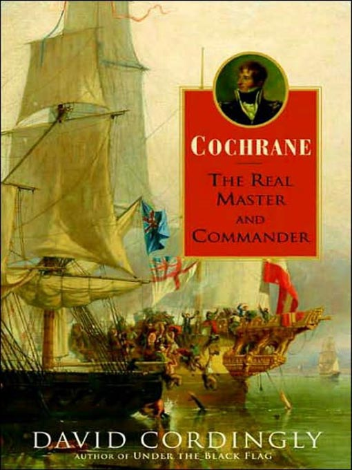 Title details for Cochrane by David Cordingly - Available