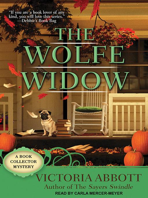 Title details for The Wolfe Widow by Victoria Abbott - Wait list