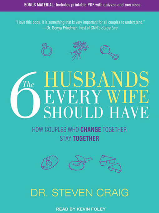 Title details for The 6 Husbands Every Wife Should Have by Dr. Steven Craig - Wait list