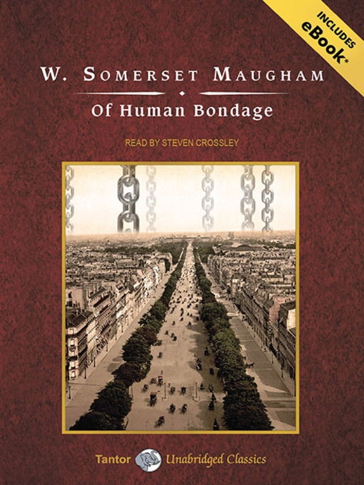 Title details for Of Human Bondage by W. Somerset Maugham - Available
