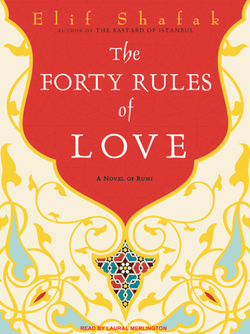 Cover of The Forty Rules of Love