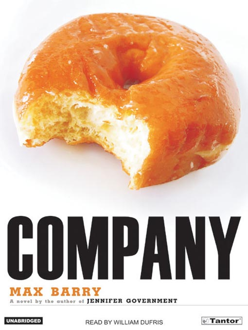 Title details for Company by Max Barry - Available