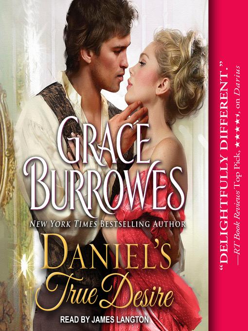 Title details for Daniel's True Desire by Grace Burrowes - Wait list