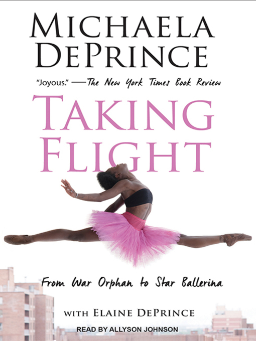 Cover of Taking Flight
