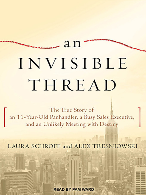 Cover of An Invisible Thread