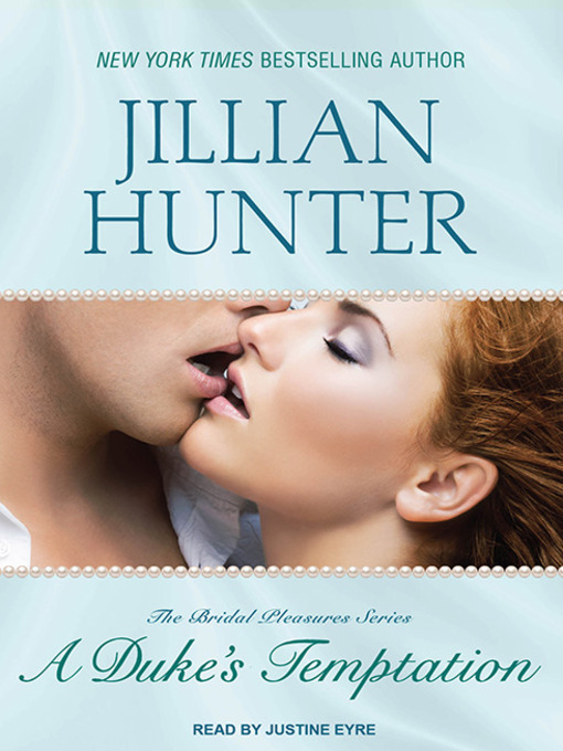 Title details for A Duke's Temptation by Jillian Hunter - Available